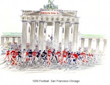 C images Berlin - 1059 Football  San Francisco Chicago