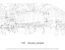 C images locations_st petersbourg - 135    Nevsky parade