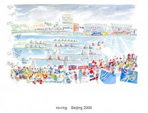 C images summer olympics_beijing - rowing (sign)
