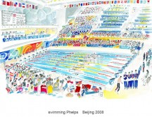 C images summer olympics_beijing - swimming (Phelps)