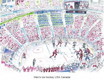 C images winter olympics_vancouver - Men s ice hockey Usa Canada